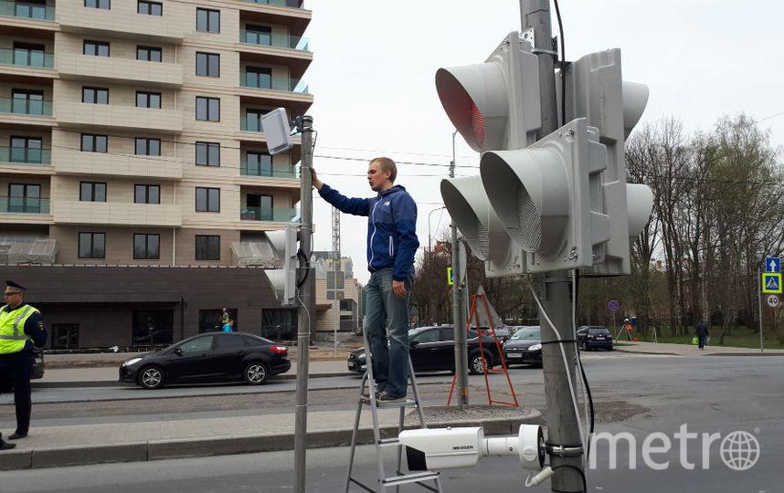 Пропуска наКрестовский остров получили невсе водители