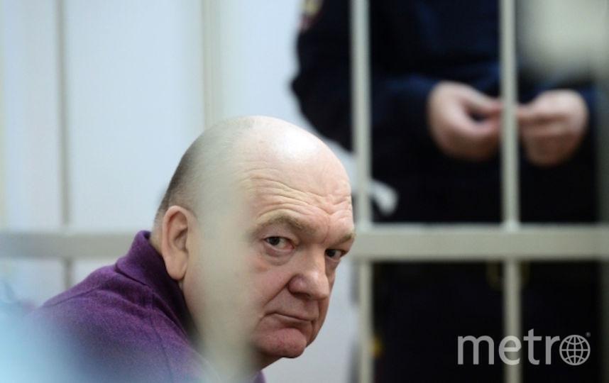 Экс-главу ФСИН Александра Реймера приговорили к 8 годам колонии. Фото РИА Новости