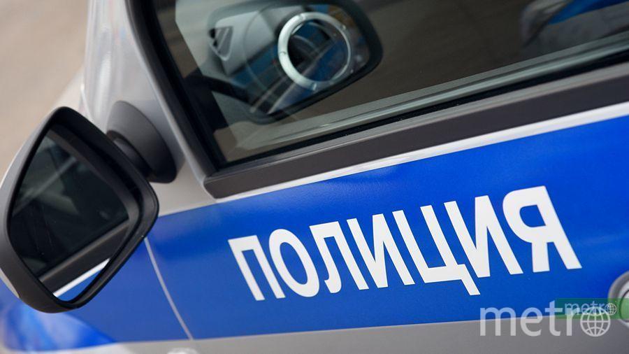 """Подозреваемый задержан. Фото Василий Кузьмичёнок, """"Metro"""""""
