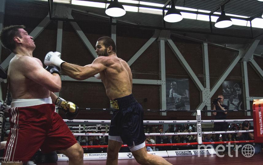 Ростислав Плечко. Фото Предоставлено боксёром