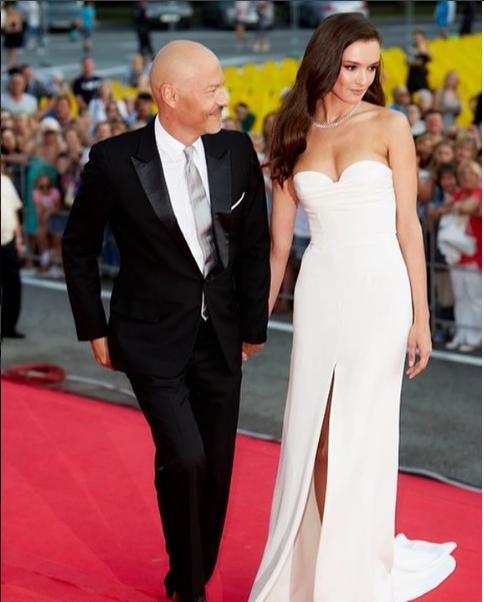 Бондарчук и Андреева. Фото instagram