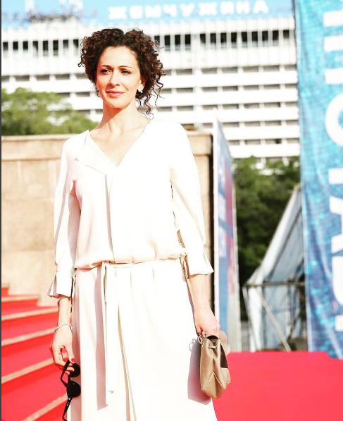 Ксения Раппопорт. Фото instagram