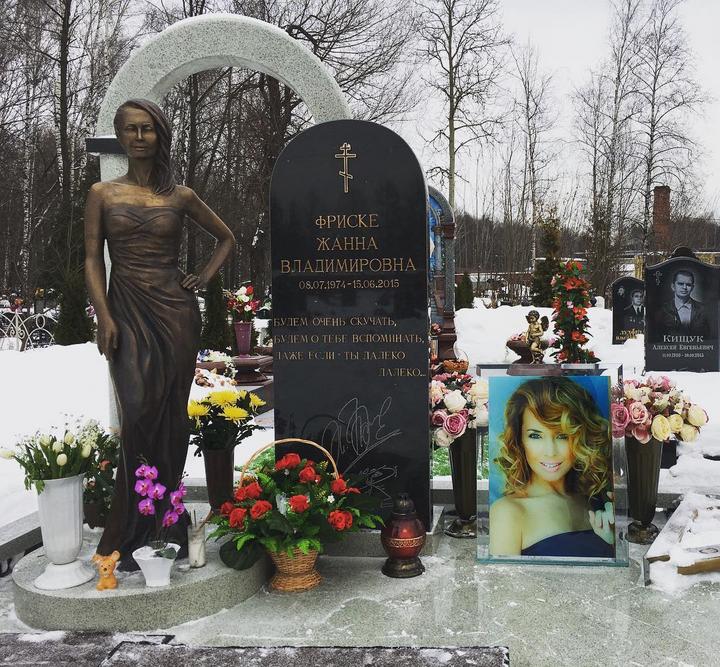 Два года без Жанны Фриске. Фото Скриншот Instagram/friske_natalia