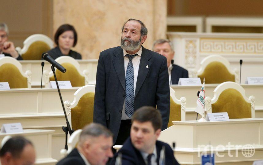 Борис Вишневский. Фото assembly.spb.ru