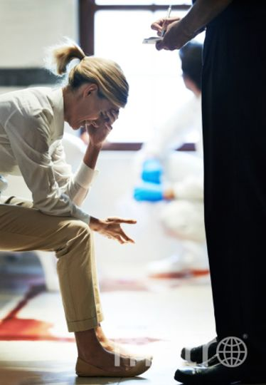Женщину отправили на обследование в психиатрическую поликлинику. Фото Getty