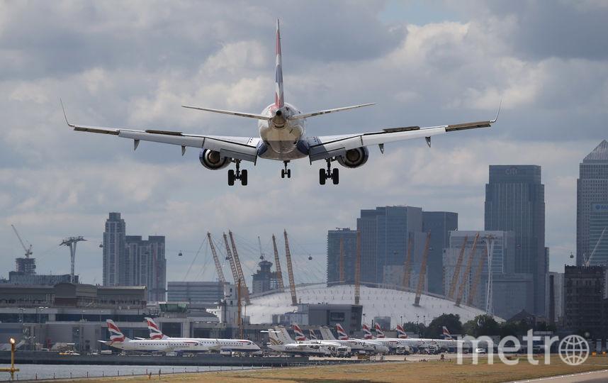 Взлёт самолёта. Фото Getty