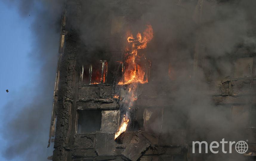 Гренфелл-тауэр. Фото AFP