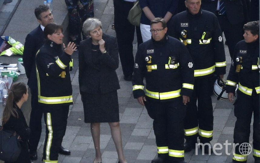 Тереза Мэй. Фото AFP