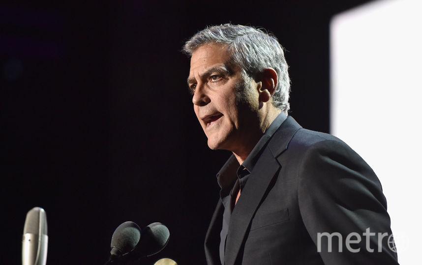 Джорджа Клуни одноклассники дразнили из-за неподвижной половины лица. Фото Getty