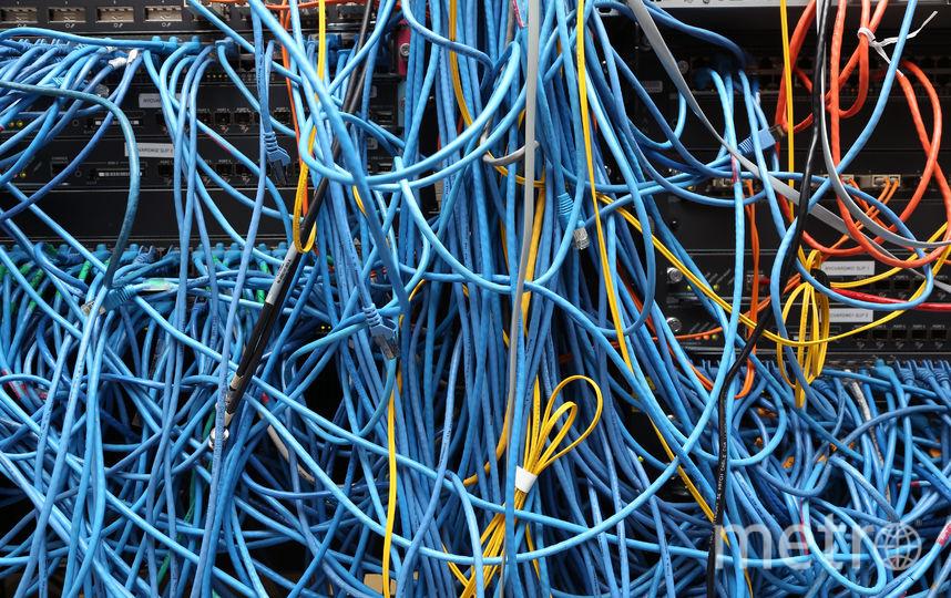 Серверная. Фото Getty
