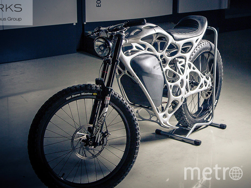 "Light Rider. Фото ""Metro"""