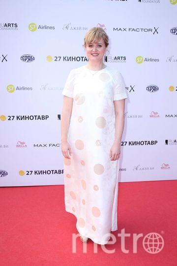 Анна Михалкова. Фото предоставлено пресс-службой «Кинотавра»