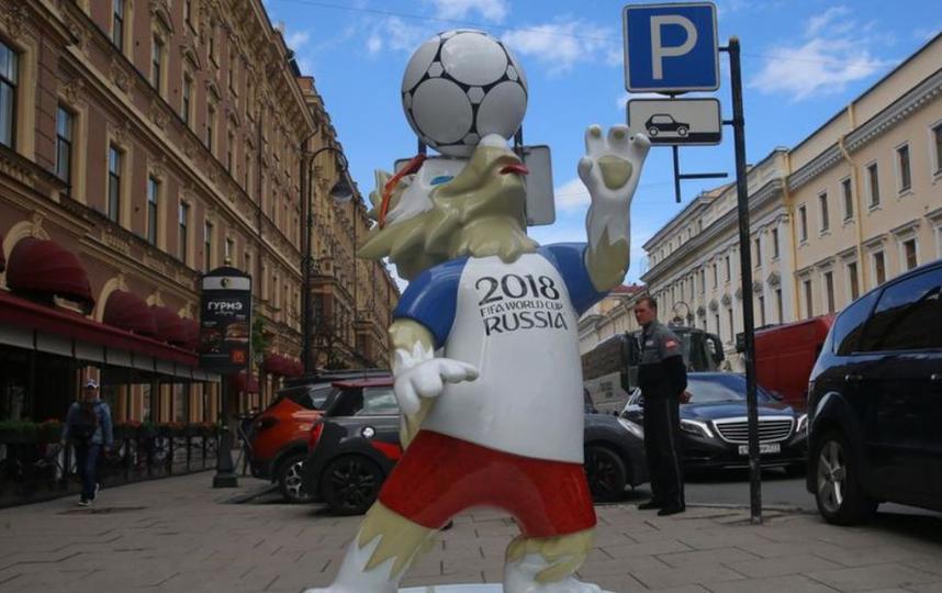 Первый матч российская сборная проведёт в субботу, 17 июня. Фото Архив Metro
