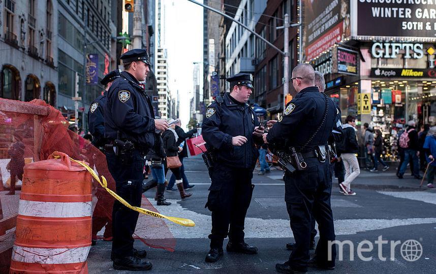 Наезд на пешеходов в Нью-Йорке не был терактом. Фото Getty