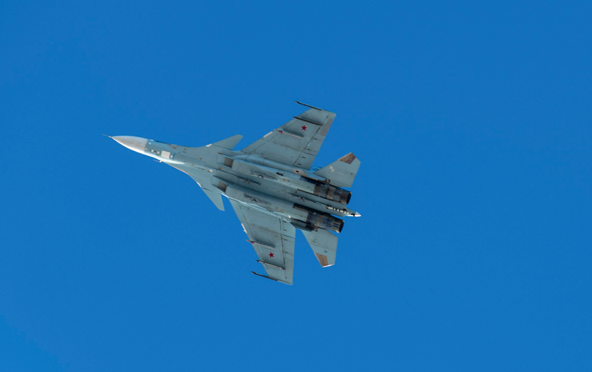 Самолёт Минобороны России. Фото Минобороны РФ