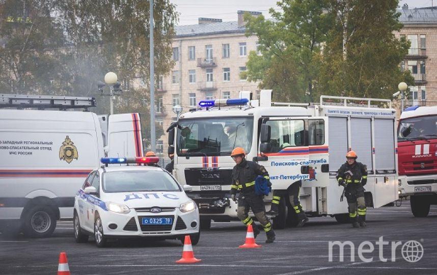 Назван Топ-10 самых аварийных мест Санкт-Петербурга.