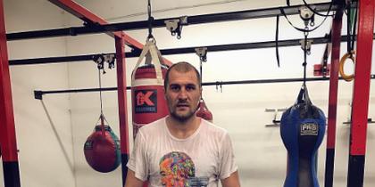 Сергей Ковалёв. Фото Instagram Сергея Ковалёва.