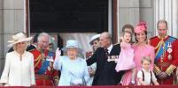 Кейт Миддлтон затмила Елизавету II в День монарха