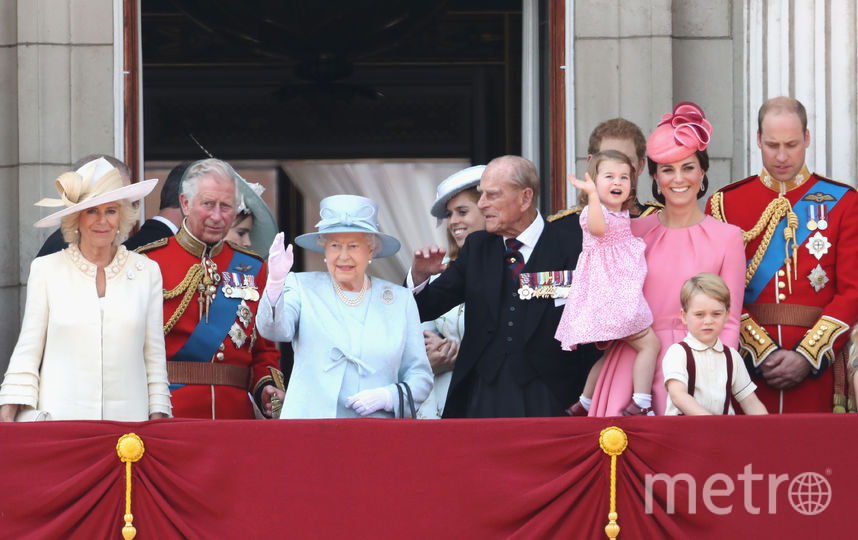 День монарха. Фото Getty