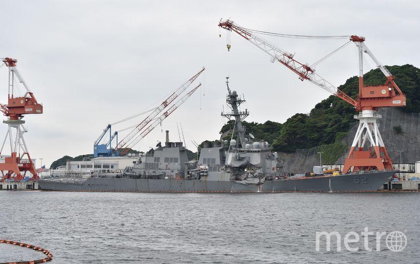 Моряки сэсминца США, пропавшие без вести после трагедии, погибли