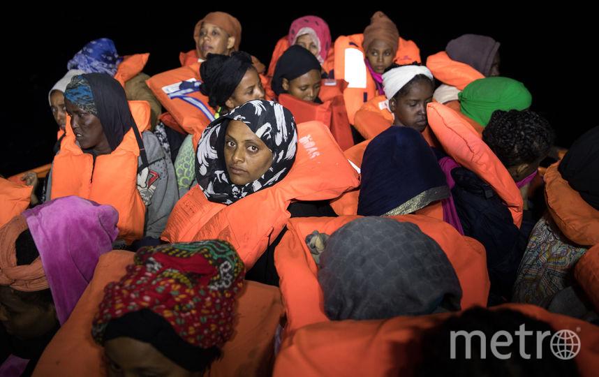 Беженцы. Фото Getty