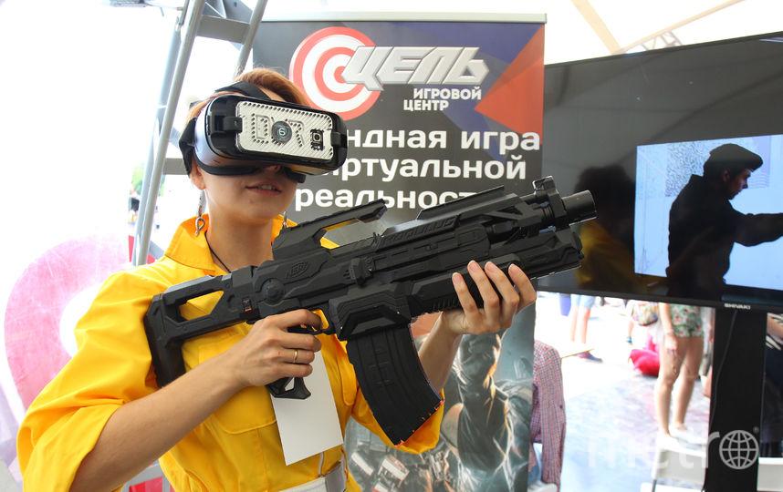 """Гик-пикник. Фото Василий Кузьмичёнок, """"Metro"""""""