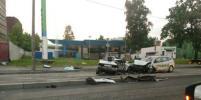 В жутком ДТП на Октябрьской набережной погиб молодой водитель