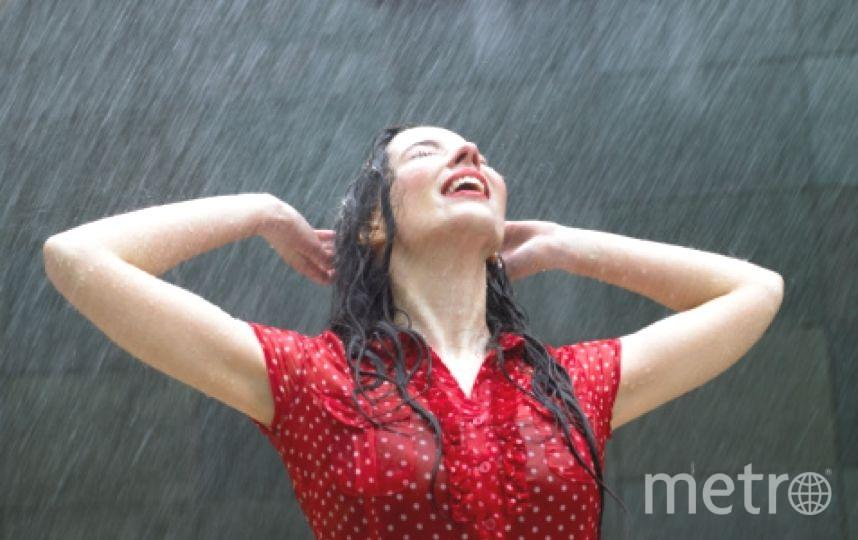 На Петербург идут дожди. Фото Getty