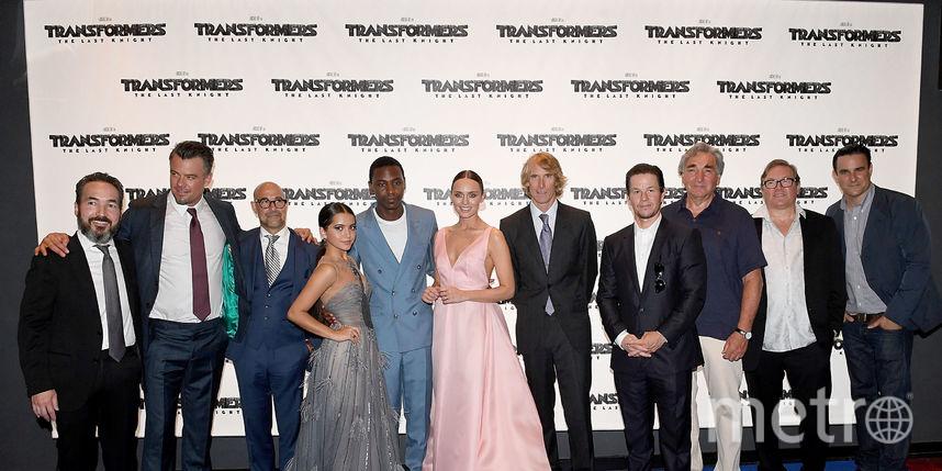"""""""Трансформеры: Последний рыцарь"""" - премьера фильма 2017 года состоялась в Лондоне. Фото Getty"""