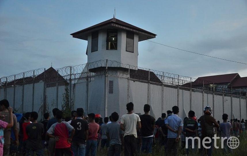 НаБали четверо иностранцев сбежали изтюрьмы через сточную трубу