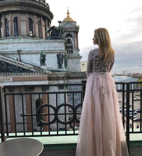 Ольга Орлова. Фото Instagram Ольги Орловой.