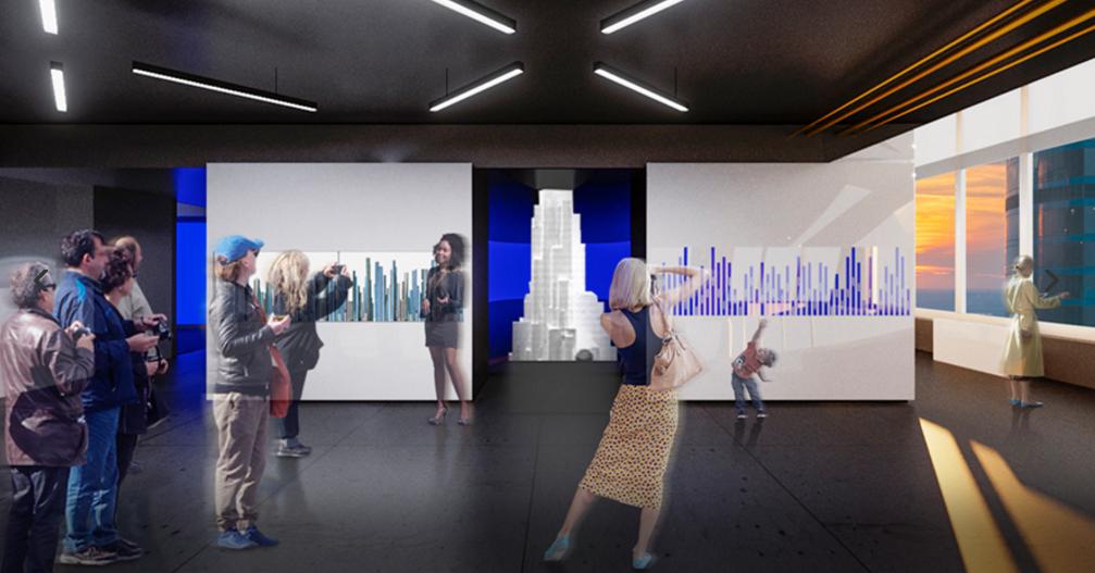 """В """"Москве-Сити"""" откроется музей с панорамным видом. Фото mos.ru"""