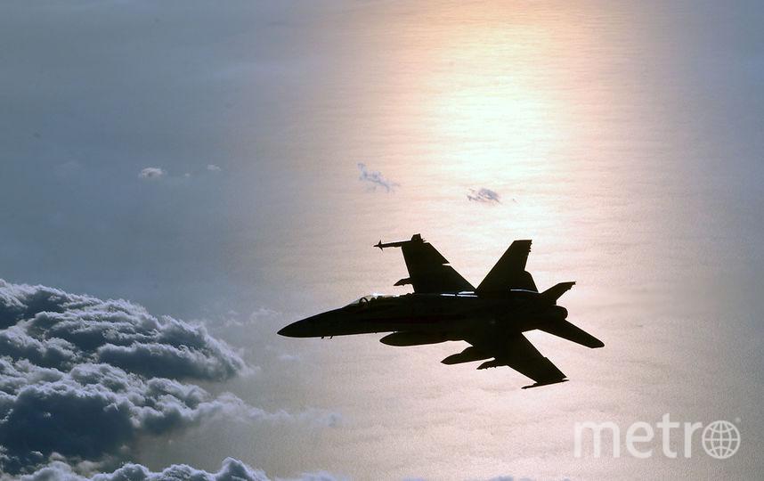 F-18А. Фото Getty