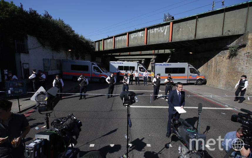 Премьер Великобритании назвала инцидент встолице Англии возможным терактом