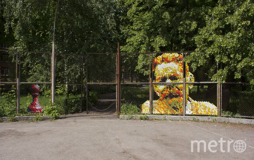 Портрет Горького. Фото предоставил Александр Жунев