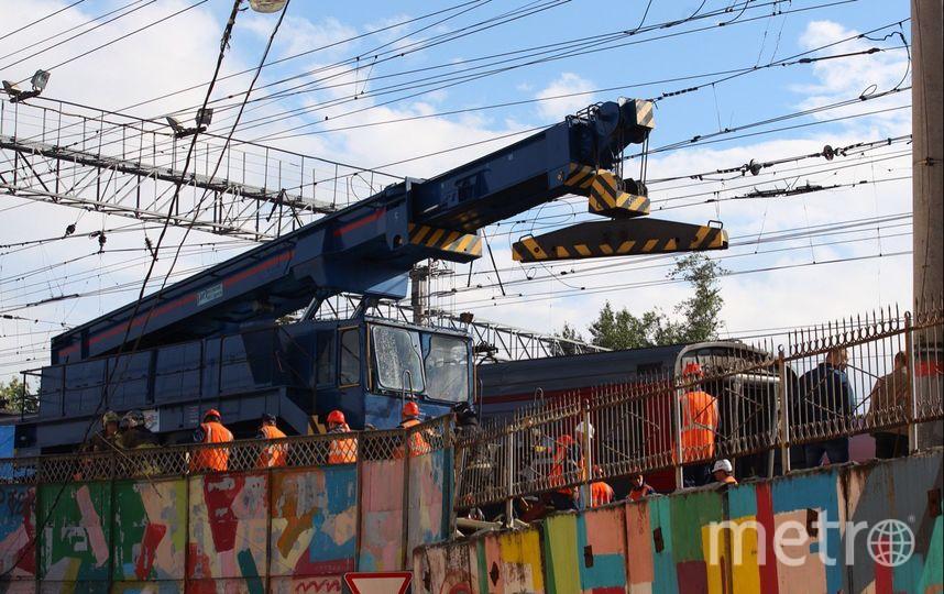 """Место происшествия. Фото Василий Кузьмичёнок, """"Metro"""""""