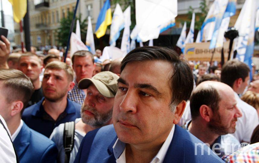 Михаил Саакашвили - фотоархив. Фото Getty