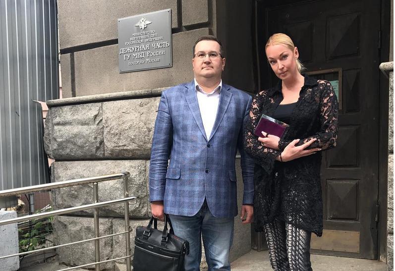 Анастасия Волочкова обратилась в суд на свеого бывшего водителя. Фото Все- скриншот Instagram