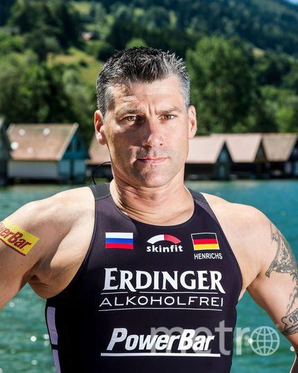 «Я хотел сделать что-то большее для плавания в Петербурге. Люблю этот город». Марко Хенрикс, немецкий пловец-экстремал.