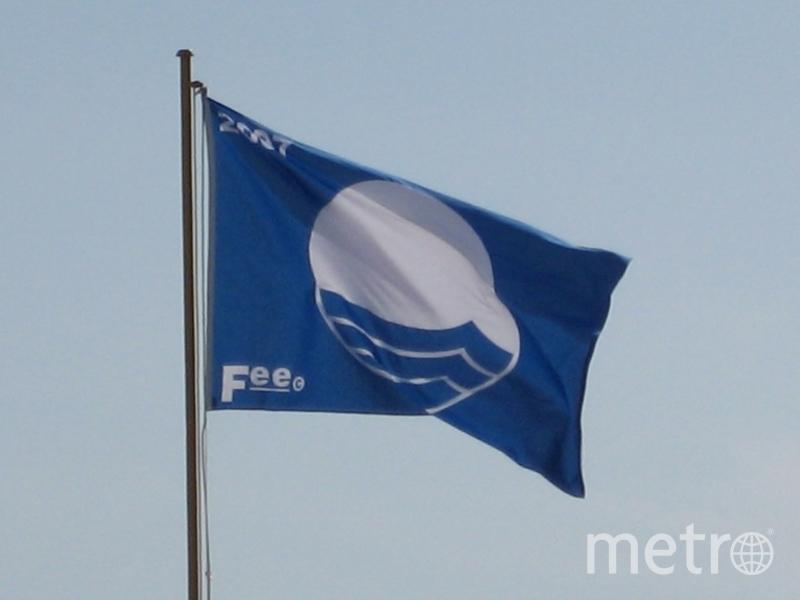 Голубой флаг дали двум пляжам в России.