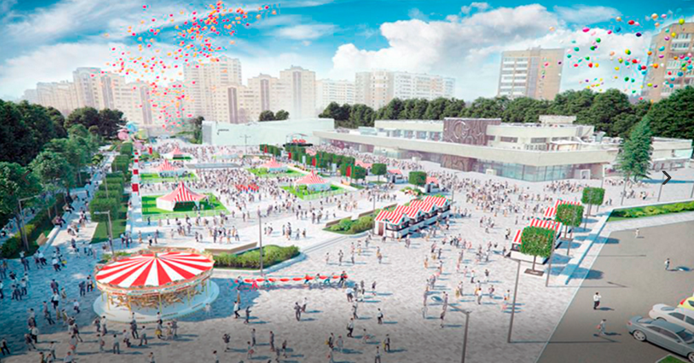 В этом году 50 столичных парков изменятся до неузнаваемости. Фото mos.ru