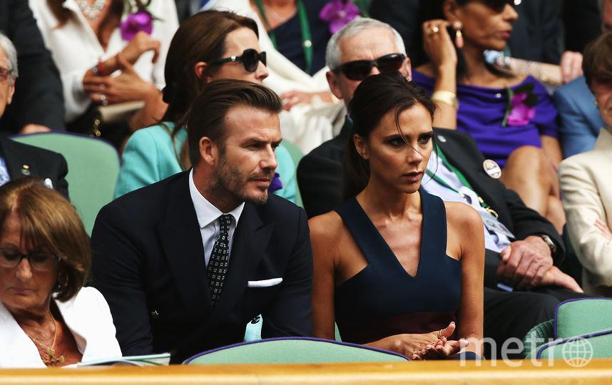СМИ: Дэвид Бекхэм прилюдно изменяет жене. Фото Getty