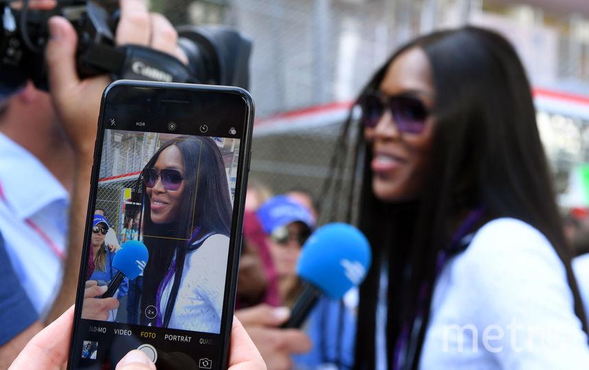Наоми Кэмпбелл поразила поклонников невероятной растяжкой. Фото Getty