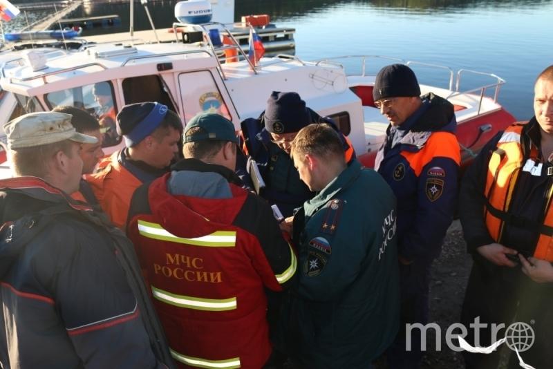 Поиски подростков на Ладожском озере - фотоархив. Фото Все фото - 10.mchs.gov.ru