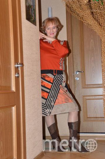 В этом платье я встречаю день своего рождения с дорогими и любимыми людьми. Это платье для меня счастливое. Фото Нина