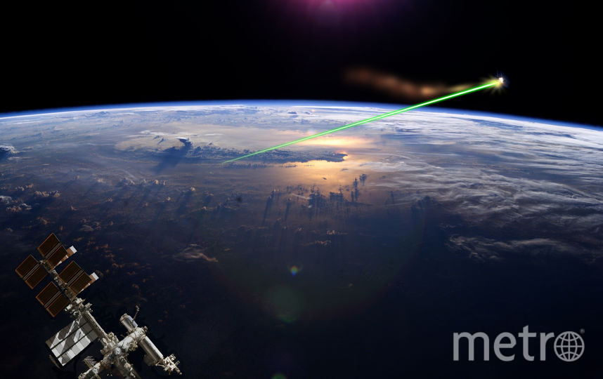 Лазер. Фото Contributed