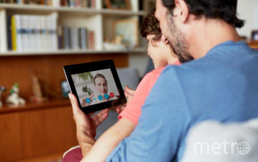 Skype обрушился по всему миру. Фото Getty