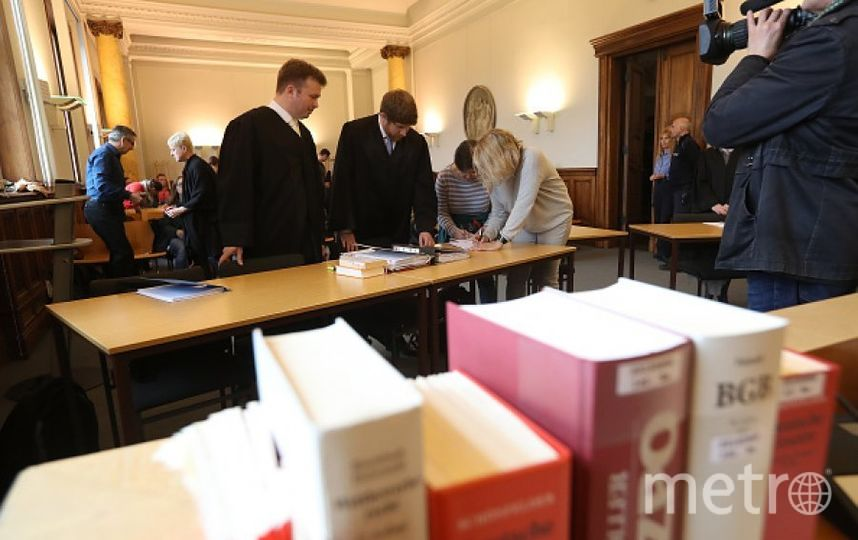 Суд в Германии. Фото Getty
