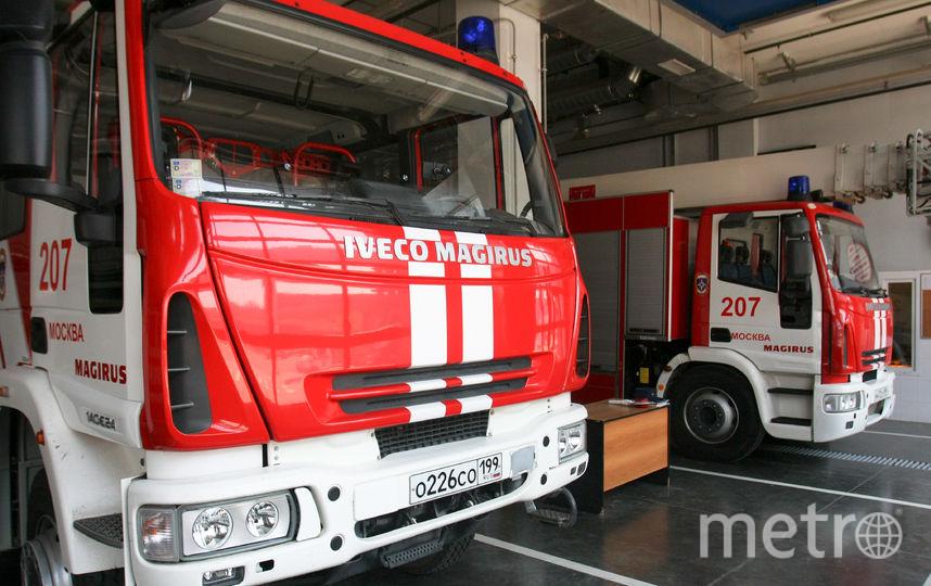 МЧС опровергло информацию овзрыве натерритории Курчатовского института в столицеРФ