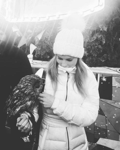 Юлия Липницкая. Фото скриншот с официального Instagram Юлии Липницкой